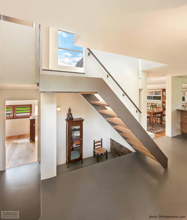 Дома в стиле кантри от Naked Architecture Кантри