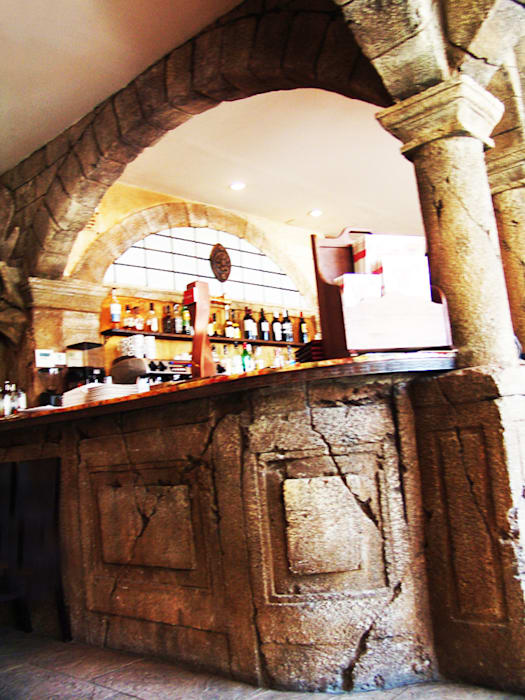 Barra Bar Gastronomía de estilo mediterráneo de Overstone Mediterráneo
