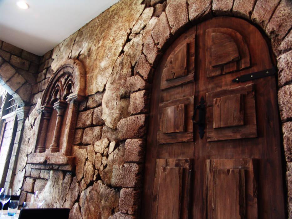 Locales Tematicos Gastronomía de estilo mediterráneo de Overstone Mediterráneo