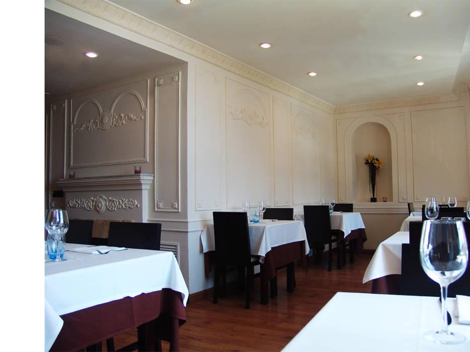 Restaurante La Piazza Gastronomía de estilo colonial de Overstone Colonial