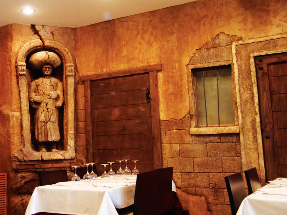 locales Tematizados Gastronomía de estilo mediterráneo de Overstone Mediterráneo