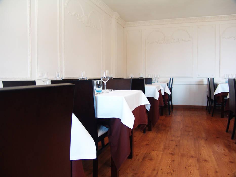 La Piazza Overstone Gastronomía de estilo colonial