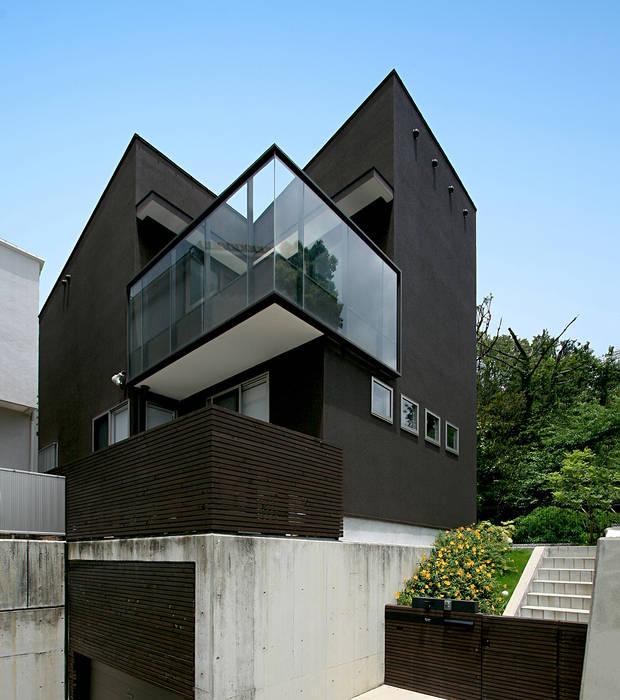 眺望と森をリビングで感じる家 の ラブデザインホームズ/LOVE DESIGN HOMES オリジナル