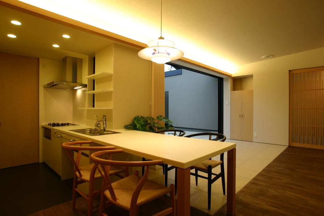 Ausgefallene Küchen von 新明設計 Ausgefallen