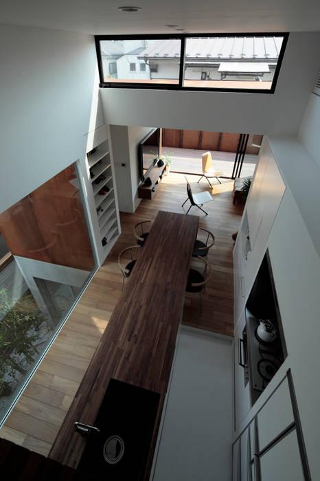 House in Sakura Espacios de 石井秀樹建築設計事務所