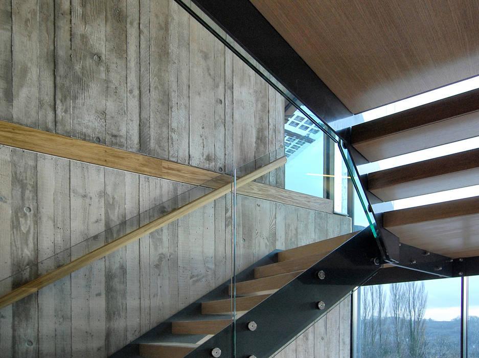 Limpley Stoke Eco House Proyectos comerciales de Hewitt Studios