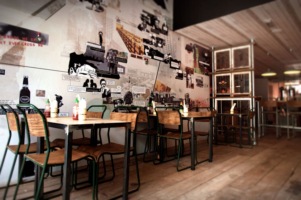 ​BANG BANG CANTEEN par Arm & Eye