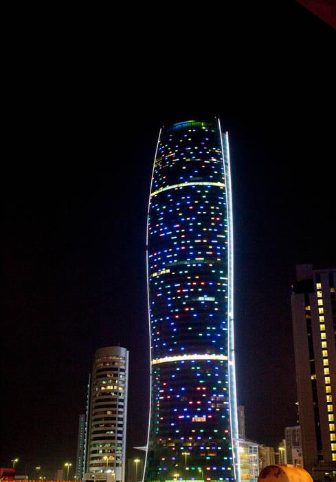 KIPCO Tower by KSLD