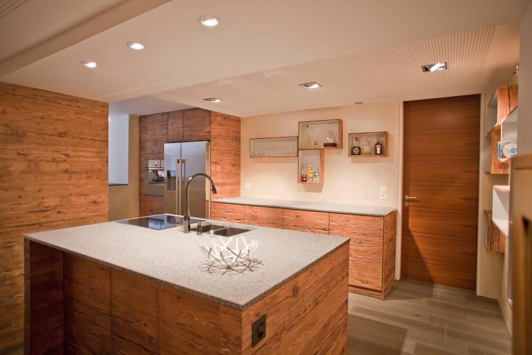 k che ausgefallene k che von einfall7 gmbh homify. Black Bedroom Furniture Sets. Home Design Ideas