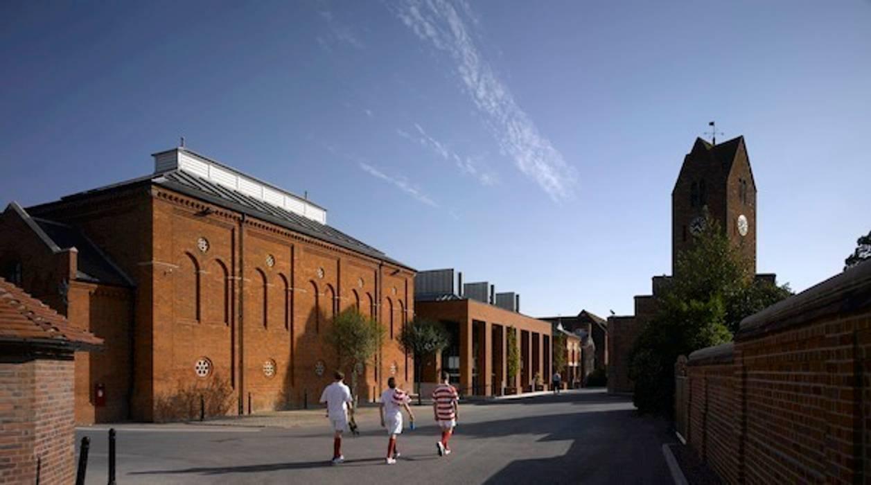 Clocktower Court:   by Design Engine