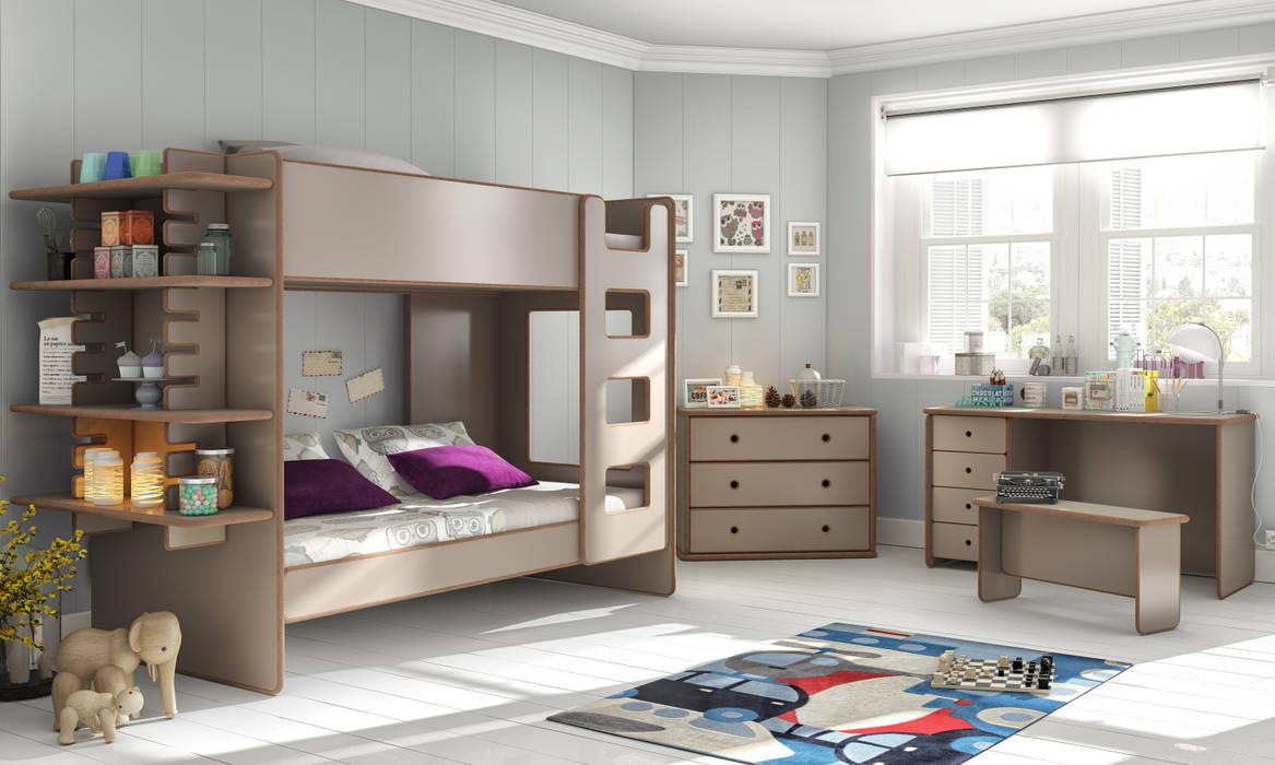 Nursery/kid's room by Cuckooland,