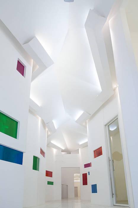 PAPEL: Paredes  por FCM Arquitetura