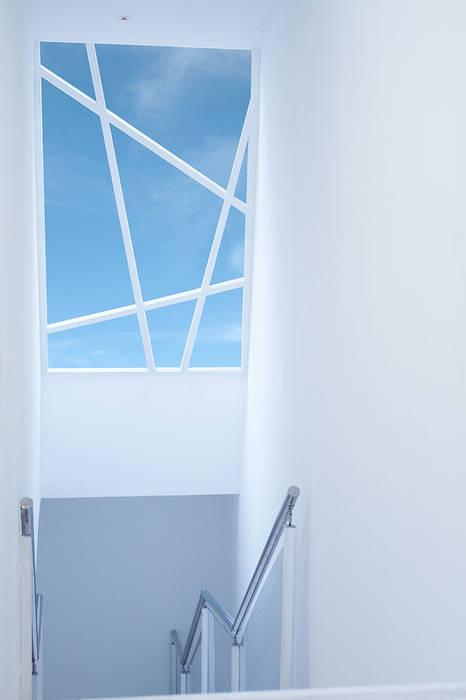 PAPEL: Paredes  por FCM Arquitetura,Moderno