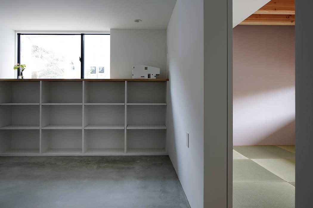 和室 オリジナルな 家 の 内田雄介設計室 オリジナル