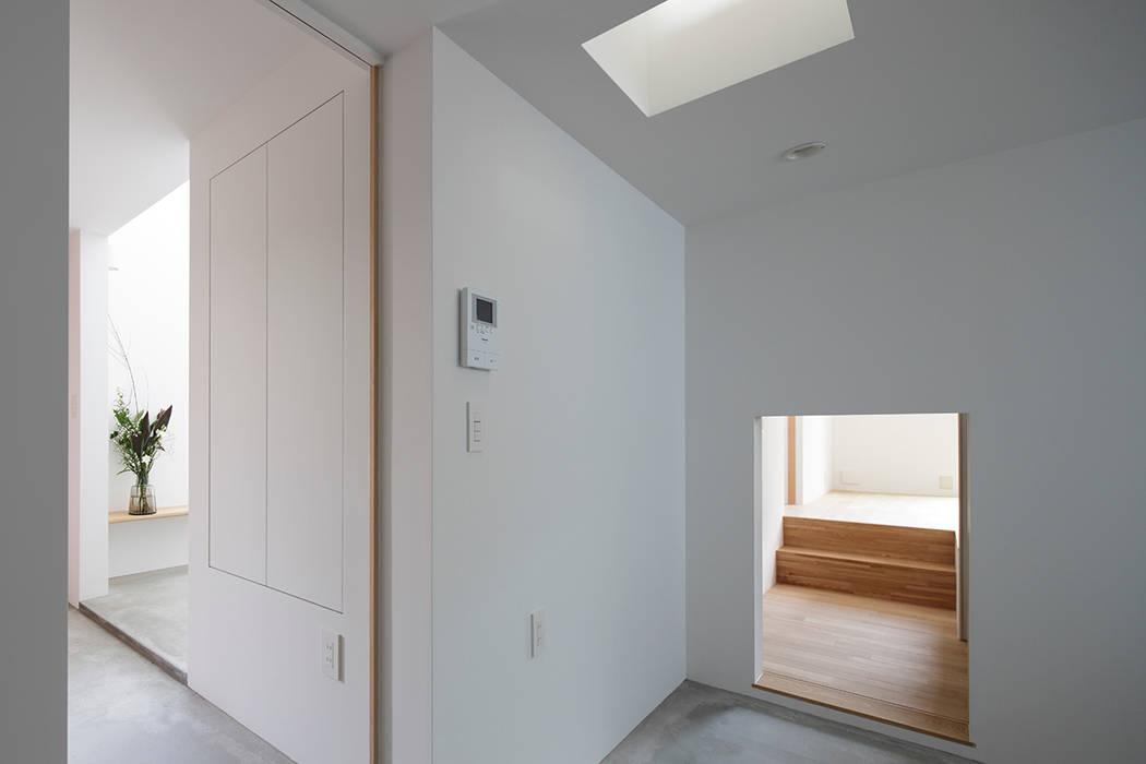 回遊性: 内田雄介設計室 が手掛けた家です。