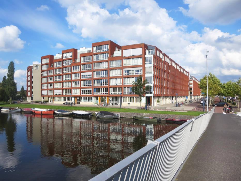 Olympisch kwartier van Rudy Uytenhaak Architectenbureau