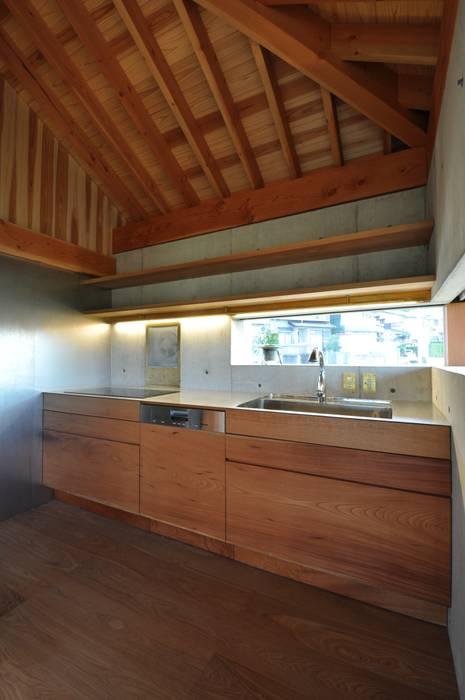 鵜沼の家 日本家屋・アジアの家 の 後藤耕太建築工房 和風