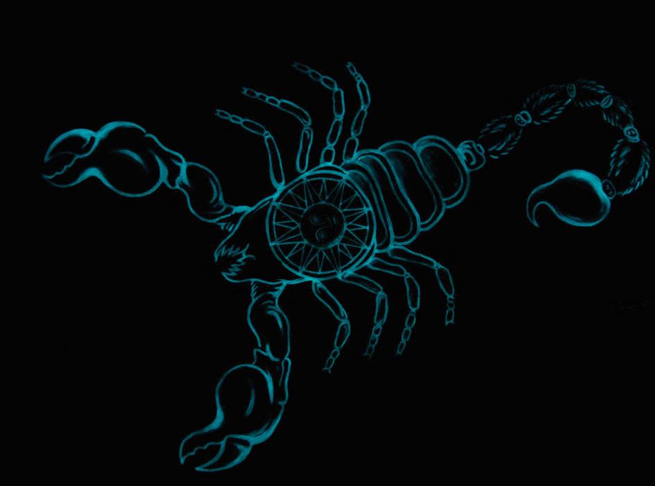 Scorpion: Salle multimédia de style  par Zuritagordian