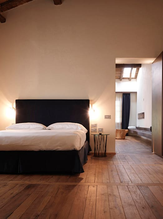Hotel Mulino Grande Hotel moderni di Studio Tesei Moderno