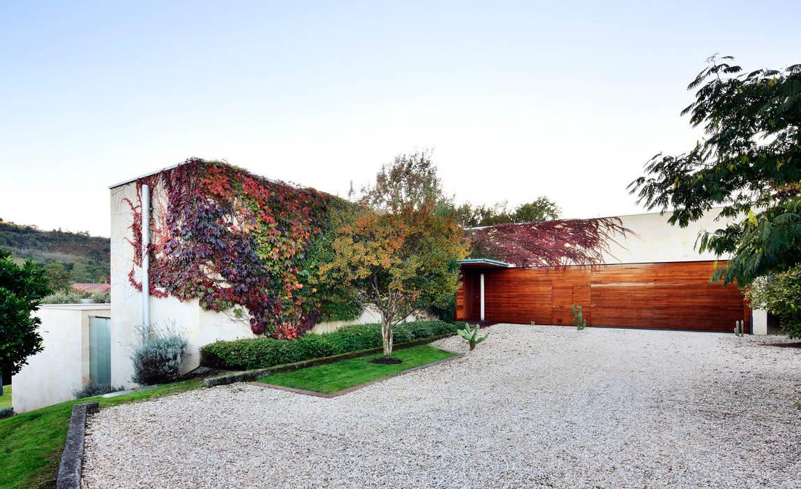 Casa en Mungia Casas de estilo moderno de Hoz Fontan Arquitectos Moderno