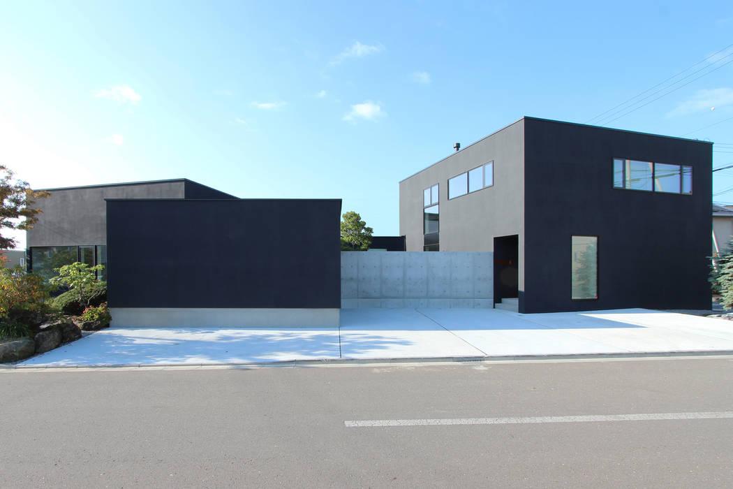 Häuser von ミズタニテツヒロ建築設計