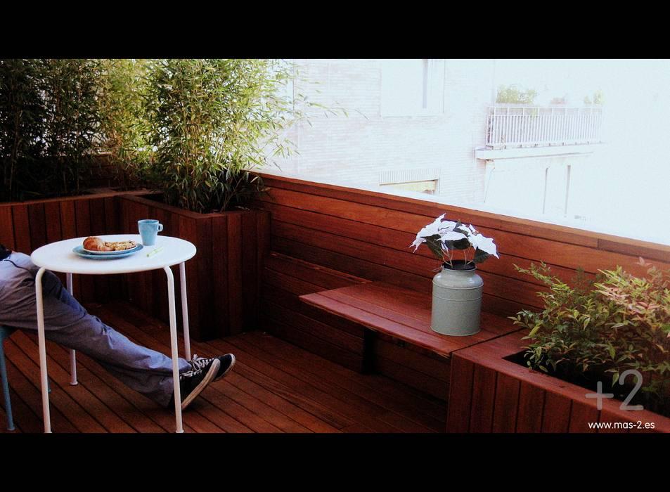 Patios & Decks by +2, Modern