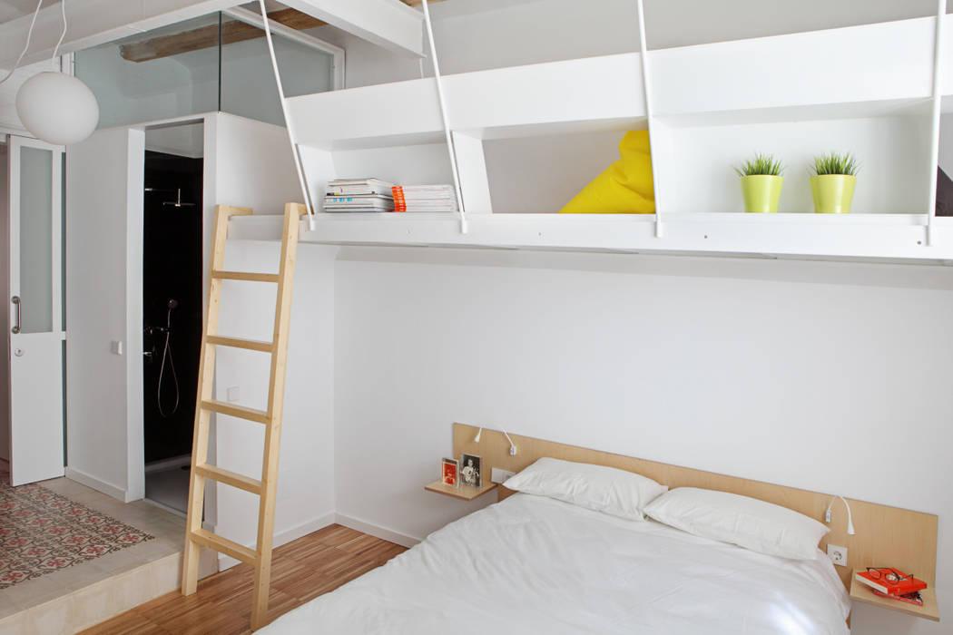Phòng ngủ theo Miel Arquitectos,
