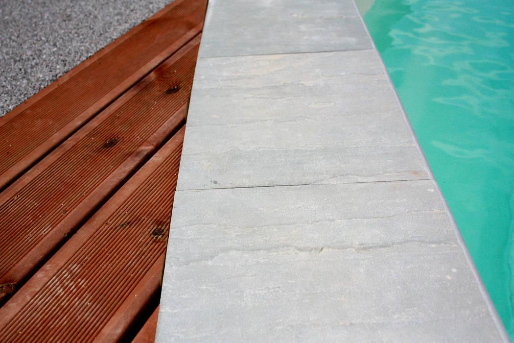 Revêtement sol Piscine moderne par Thibaut Rassat Moderne