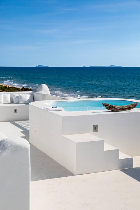 Piscinas de estilo mediterráneo de Stefano Dorata Mediterráneo