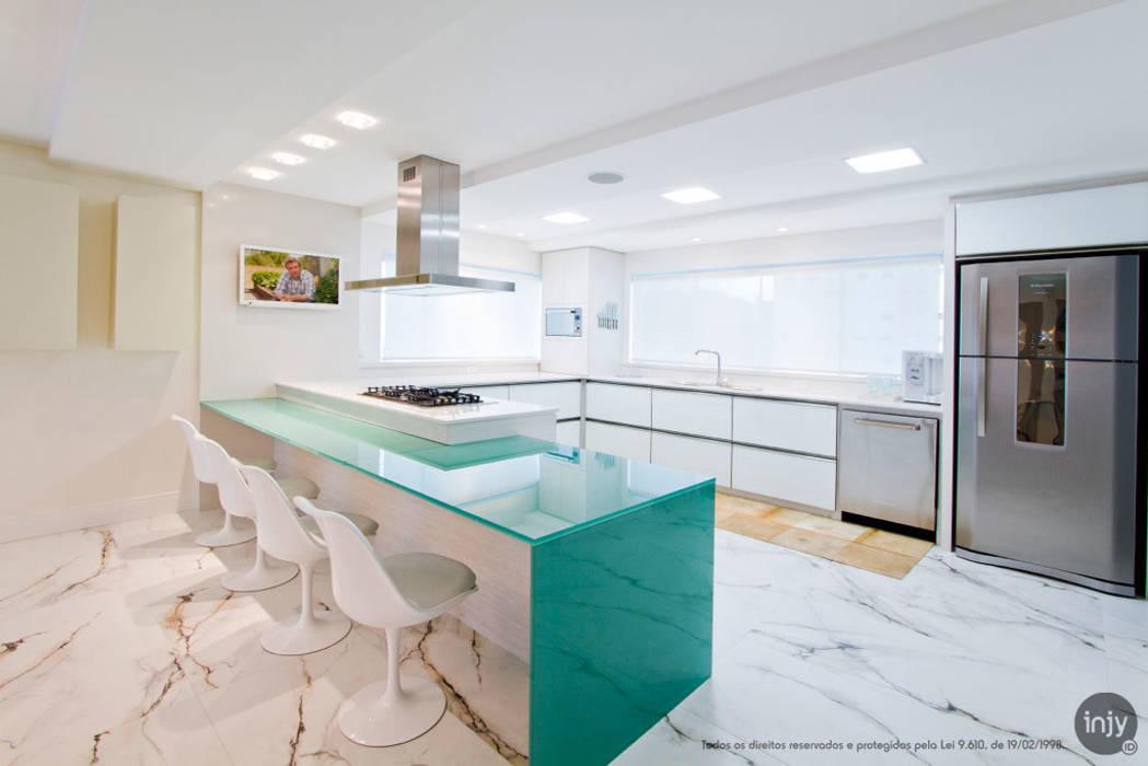 COZINHA por injy Interior Design Eclético