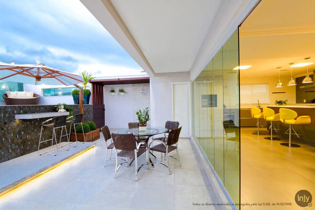 TERRAÇO:   por injy Interior Design