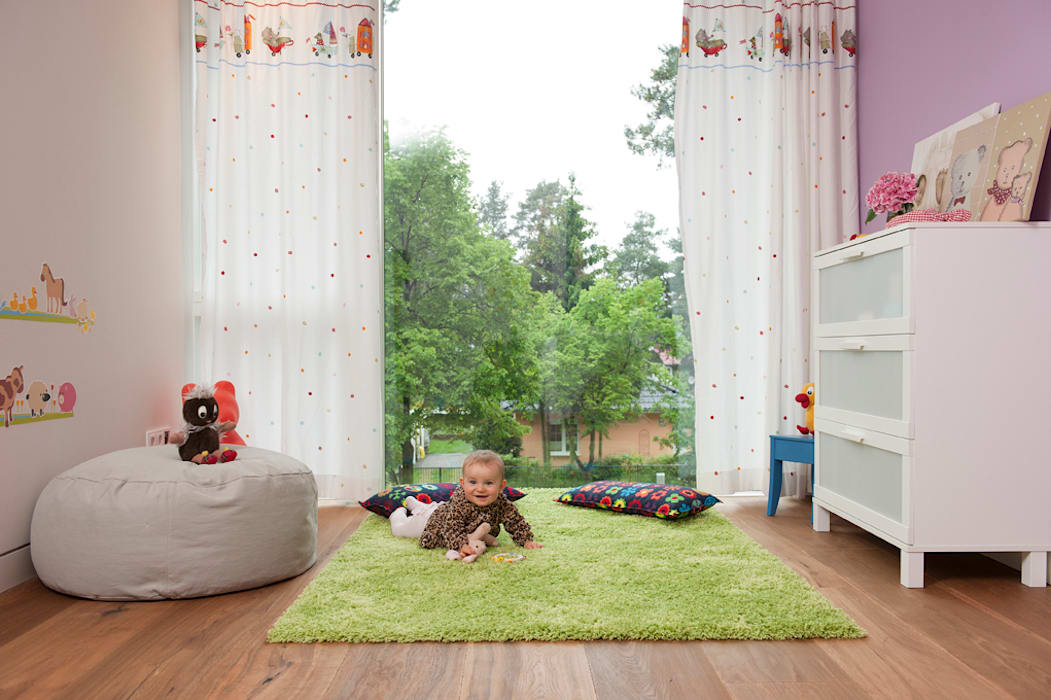 Jacobshaus moderne kinderzimmer von cubus projekt gmbh ...