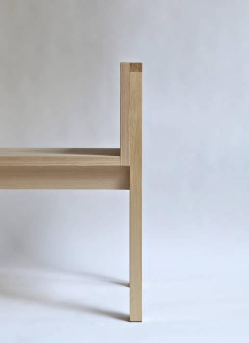 Bench von Sebastian Erazo Fischer Minimalistisch