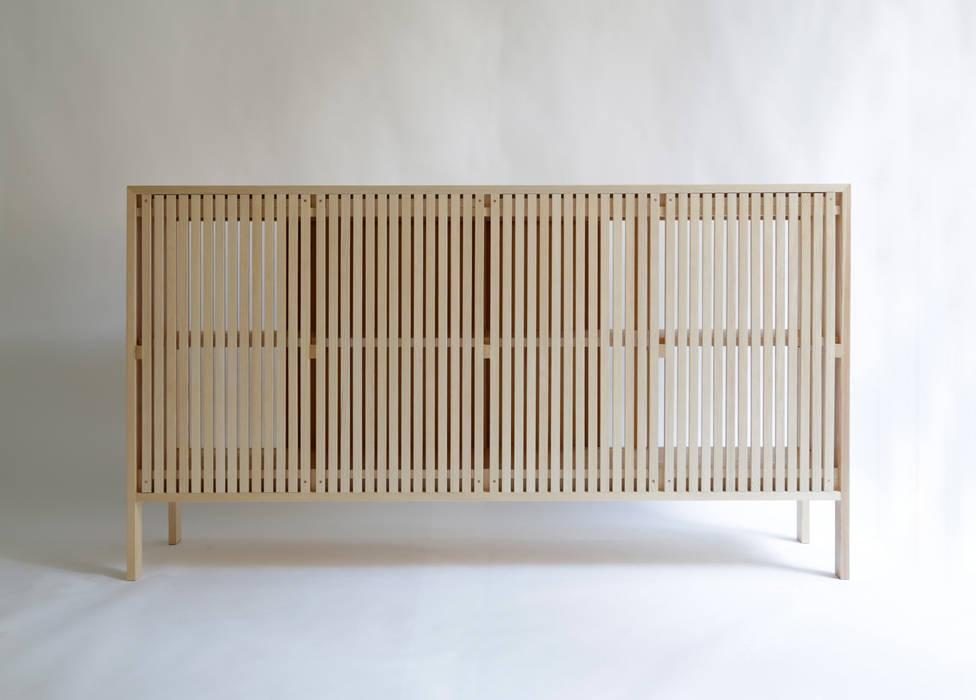 Sideboard von Sebastian Erazo Fischer Minimalistisch