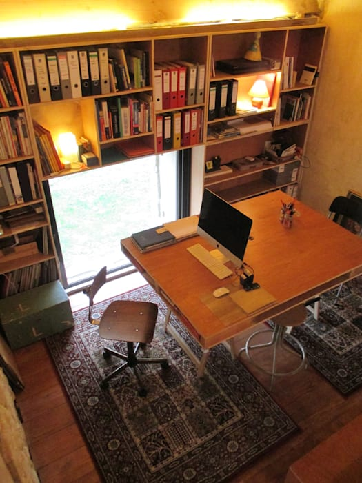 Le coin bureau:  de style  par Christelle Morard Chataigner