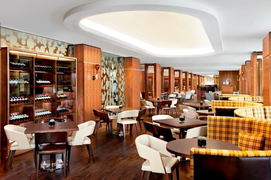 Sheraton Grand Edinburgh - One Restaurant MKV Design Готелі