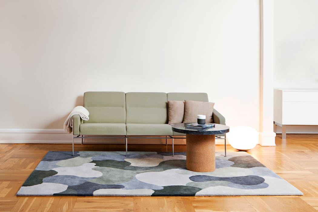 SHAPE dust:  Muren & vloeren door BLOOM & STYLE