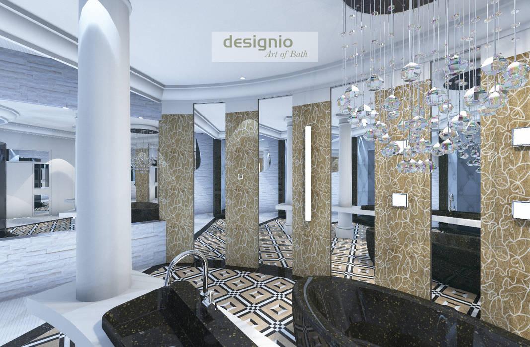Royal Nights Klassische Badezimmer von Art of Bath Klassisch