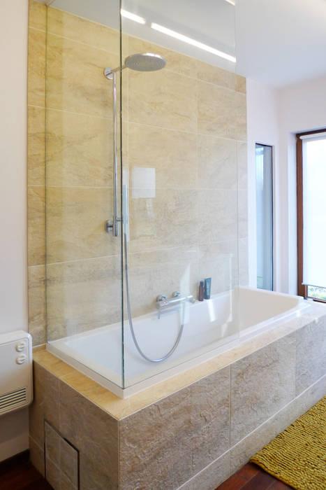 Salle de bain Salle de bain moderne par Casalamotte Moderne