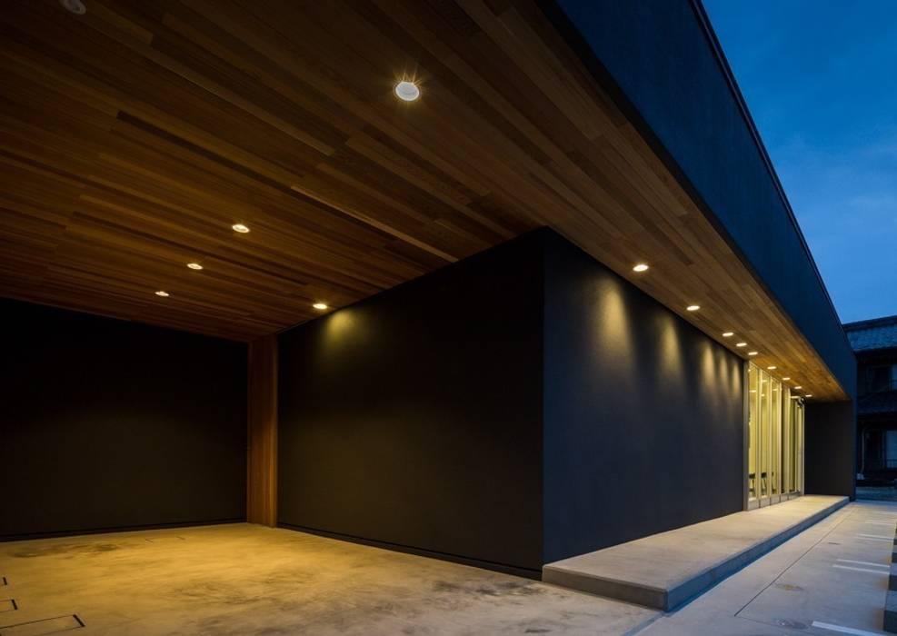 de style  par YOKOI TSUTOMU architects,