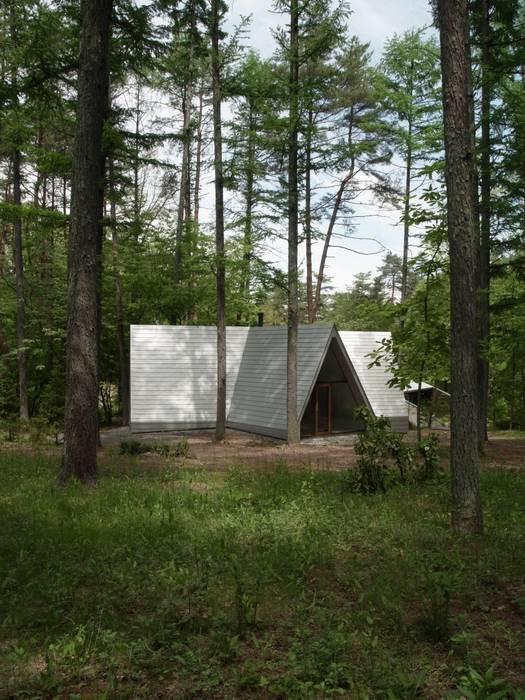 Forest House カスヤアーキテクツオフィス(KAO) Moderne Häuser