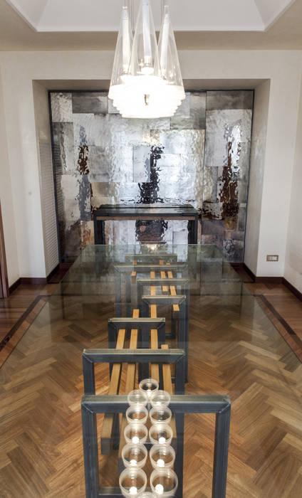 Sala da pranzo Sala da pranzo moderna di Federico Celletti Moderno