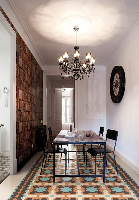 classic Dining room by MIPA