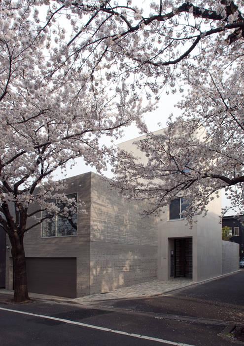 深沢S邸 モダンな 家 の 遠藤誠建築設計事務所(MAKOTO ENDO ARCHITECTS) モダン