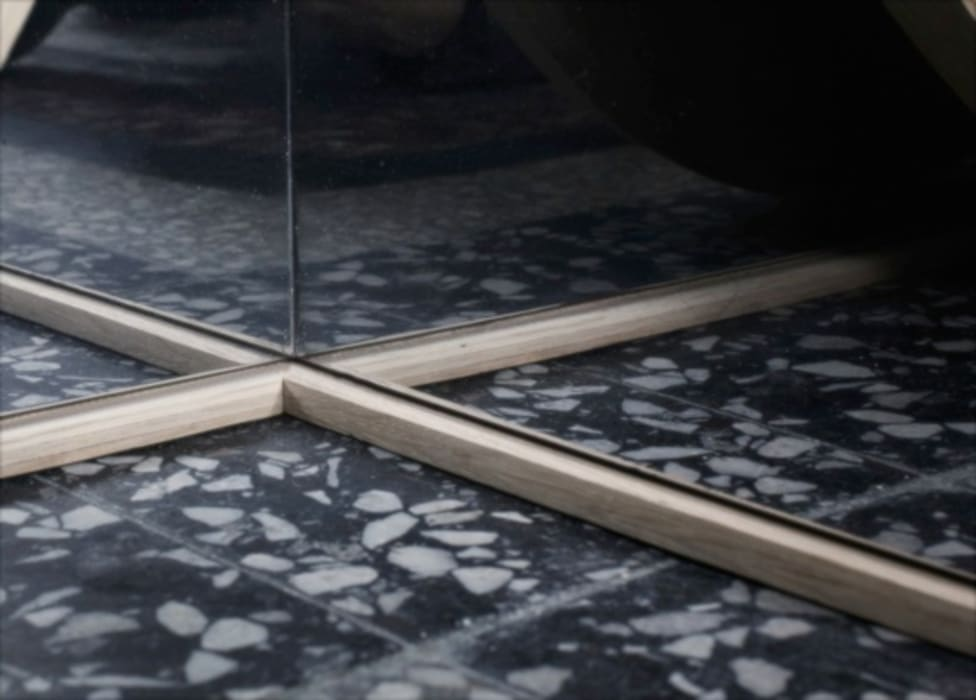 Mirror Mirror por bruundesign Escandinavo