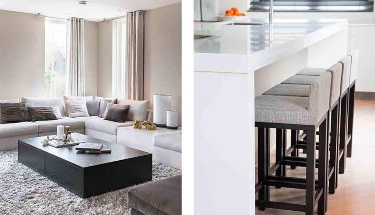 keuken in Italiaanse stijl:  Keuken door choc studio interieur