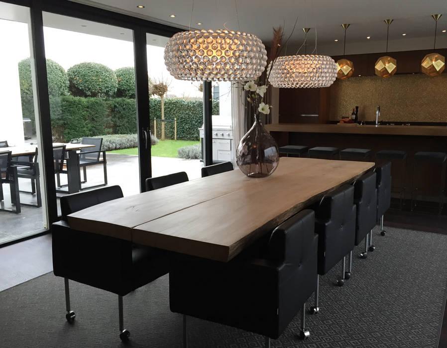 luxe keuken Moderne keukens van choc studio interieur Modern