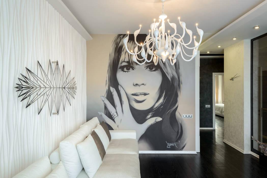 Студия дизайна Living room