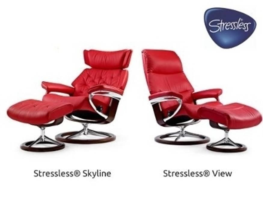 I nuovi modelli 2015 Negozi & Locali commerciali in stile eclettico di Stressless Poltrone Eclettico