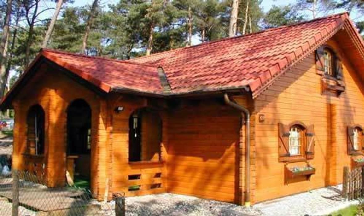 lori 2: Case in stile in stile Scandinavo di CasediLegnoSr